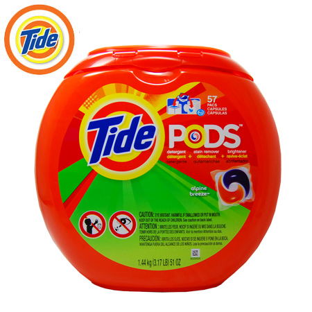 marketing strategy of tide detergent