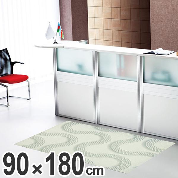 玄関マット Office & Decor Twist 90×180cm ( 送料無料 業務用 屋内 建物内 オフィス 事務所 来客用 デザイン オフィス&デコ おしゃれ )【5000円以上送料無料】