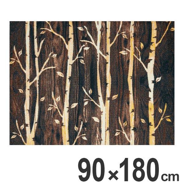 玄関マット Office & Decor Birch 90×180cm ( 送料無料 業務用 屋内 建物内 オフィス 事務所 来客用 デザイン オフィス&デコ おしゃれ )【5000円以上送料無料】