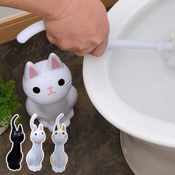 トイレ掃除が楽しくなる ねこのトイレブラシ トイレブラシ ねこのしっぽ レビューを書けば送料当店負担 ケースセット 猫 ネコ ねこ モデル着用 注目アイテム トイレ掃除 トイレ ブラシ 収納 ねこのしっぽの物語 かわいい トイレクリーナー トイレ掃除用品 ケース付き 猫グッズ 掃除ブラシ トイレ用ブラシ 39ショップ 掃除