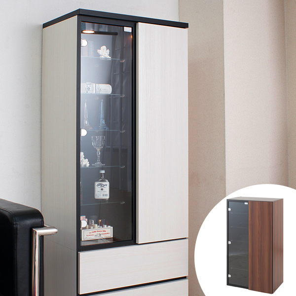 Storing Shelf Display Rack | With The Lighting With The Light With The Door  With Cabinet .