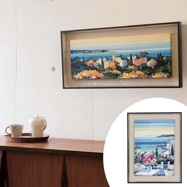 インテリアアート ケルフィリー SEA SCAPE 04 ( 送料無料 アートパネル 壁掛け 壁飾り アート アートデコ ウォールアート インテリア 美術品 おしゃれ 引越 祝い ) 【5000円以上送料無料】