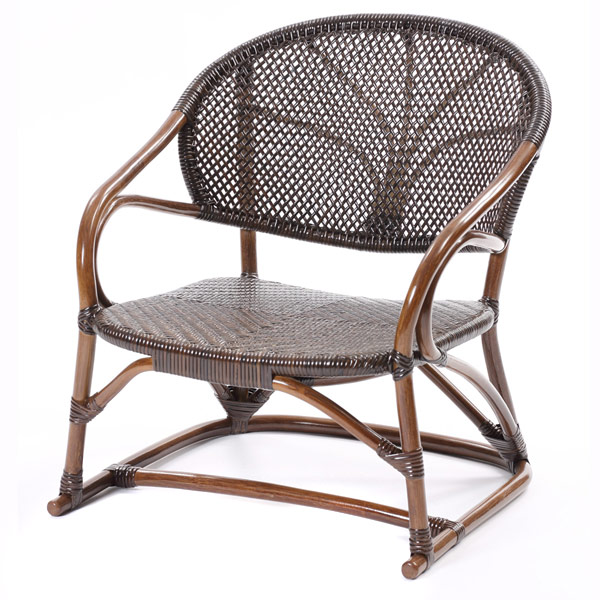 Interior Palette | Rakuten Global Market: Rattan Armchairs Cushioned Rattan  Furniture Handmade Seat Height 33 Cm (Chair Chair Rattan Rattan Rattan  Asian ...