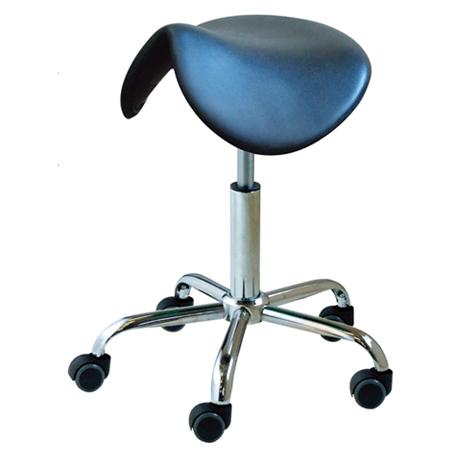 スツール 椅子 ブランチサドルスツール キャスター付き ( 送料無料 高さ調節 背もたれなし イス いす カウンターチェア チェアー 乗馬 昇降 ) 【5000円以上送料無料】