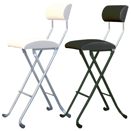 Folding Chair Reseacher High Type Seat Height 64 Cm (with Backrest Chair  Highchair Chair Counter Chair Folding Chair Chair)