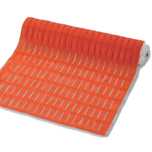 ■Product made in stock limit, arrivalless ■ netting fence 90cm *50m in  width winding barrier fence orange light weight polyethylene (safe article