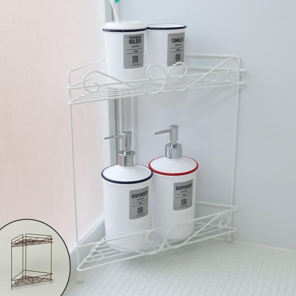 interior-palette | Rakuten Global Market: Shampoo rack corner rack ...