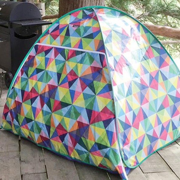 With the tent popup UV tent prism UV cut waterproofing bag (simple tent popup tent & interior-palette | Rakuten Global Market: With the tent popup UV ...