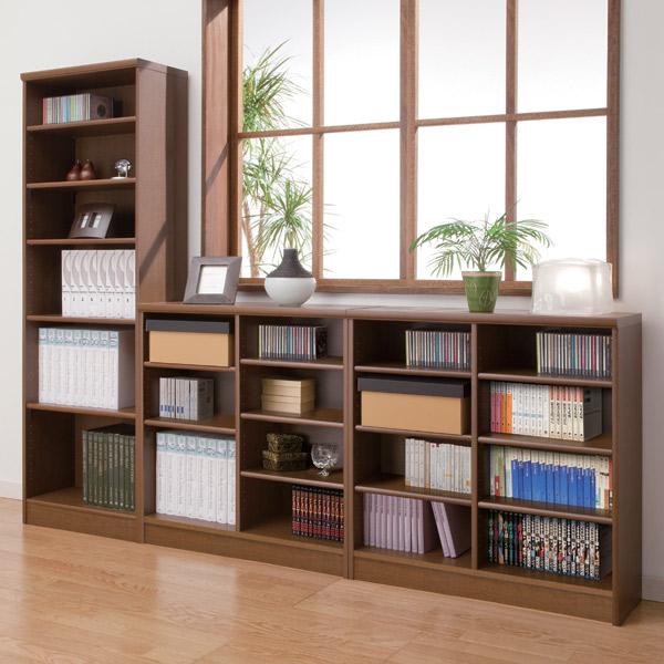 45cm In Width Approximately 120cm Height Storing Rack Made Open A4 File Bookshelf Shelf Multi Purpose Movable Tanagi