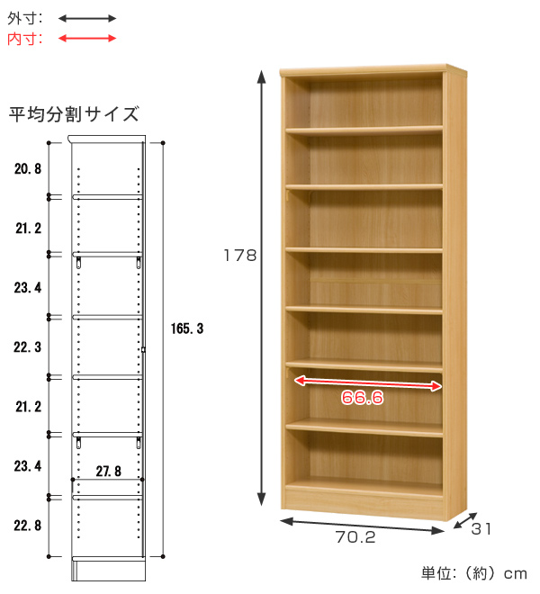 Interior-palette: Bookcase Bookshelf Aslak Color Look