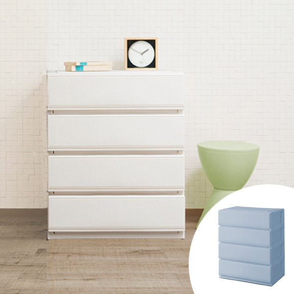 Chest Drawers Profix Style Case 4 Shallow 6504 Width 65 Cm Storage Plastic Drawer Clothes Clothing Living Completed Organizing