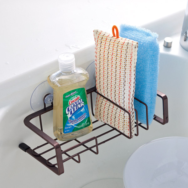 Sponge Holder Bottle スポンジホルダーファビエ Fv09 Favie Storing Rack Kitchen Drawer Sink Pocket Er