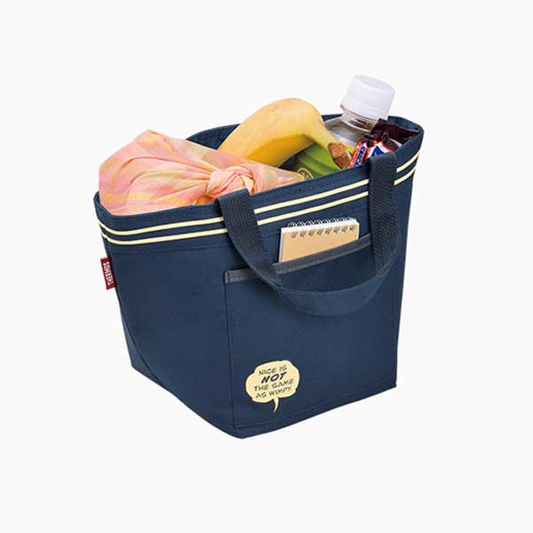 クーラーバッグ ミッキーマウス 6L サーモス(thermos) ソフトクーラー REH-006DS ( ショッピングバッグ 保冷バッグ クーラーボックス キャラクター mickey mouse 冷蔵ボックス 保冷 買い物バッグ )