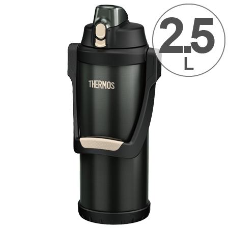 水壶膳魔师(thermos)真空隔热supotsujagu 2.5L FFO-2500(喝附带保冷大容量方向盘的不锈钢瓶不锈钢制造体育瓶,问的2.5升)abcdefg