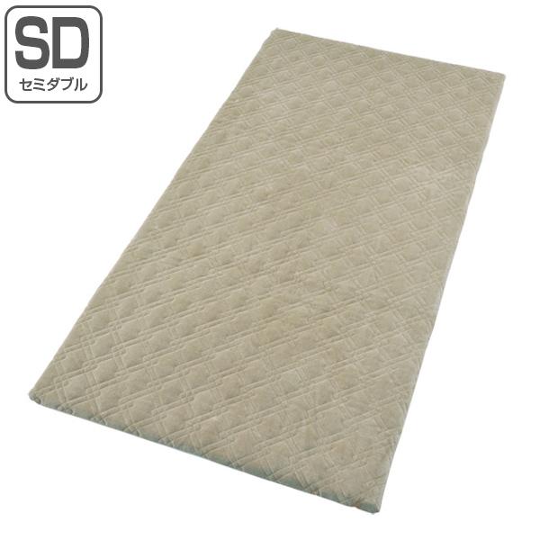 敷きパッド プリマレックス35 サポートクッション セミダブル ( 送料無料 寝具 敷布団 洗える ウォッシャブル ) 【39ショップ】
