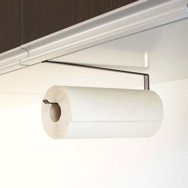 Under Shelf Kitchen Roll Holder: Interior-palette: Cupboard Under The Kitchen Roll Holder