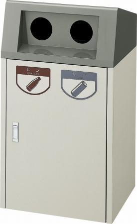 ゴミ箱 リサイクルボックス F-2 送料無料 【5000円以上送料無料】