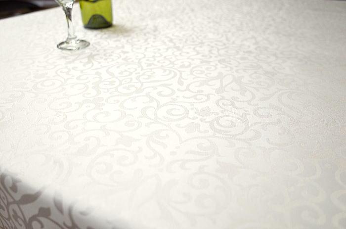 テーブルクロス マルベリー北欧 テーブルクロス 撥水約140x180cm(長方形4人掛け)【あす楽対応】