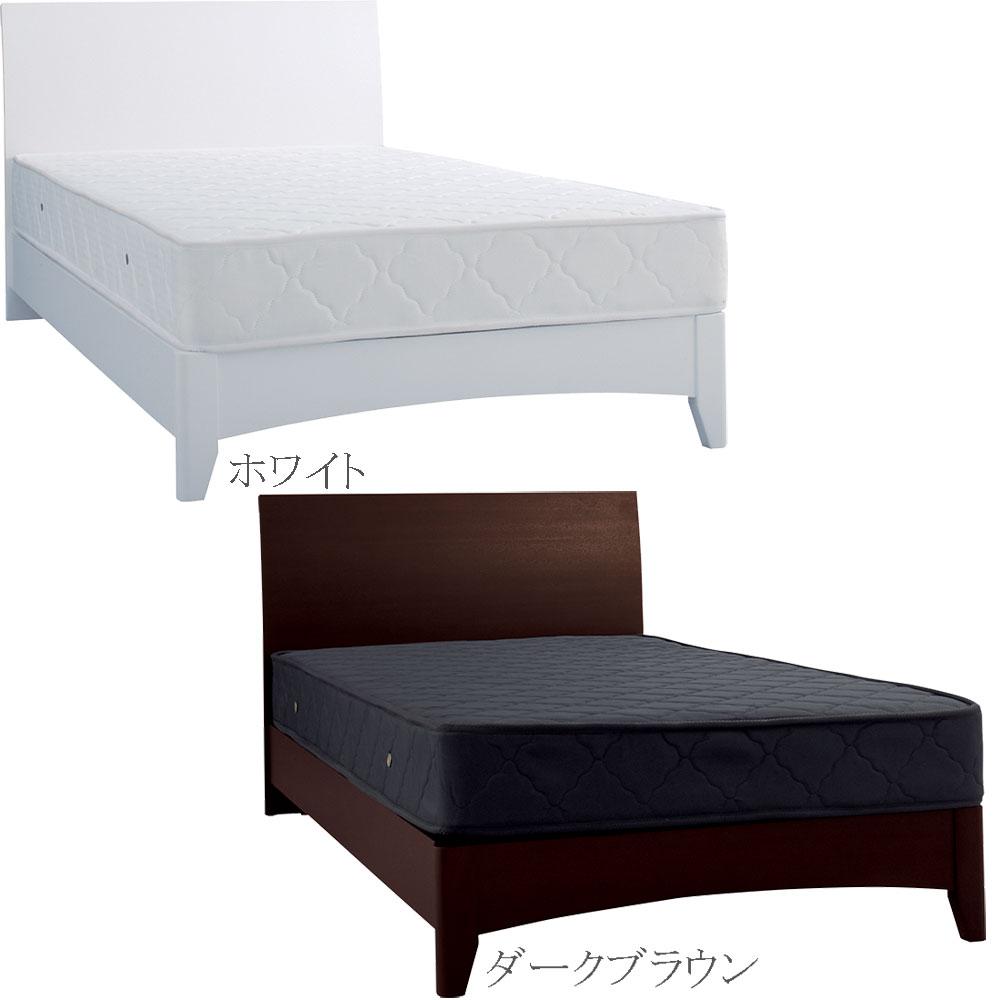 チェリーファニチュア 木製ベッド BH-511-S シングル【代引き不可】