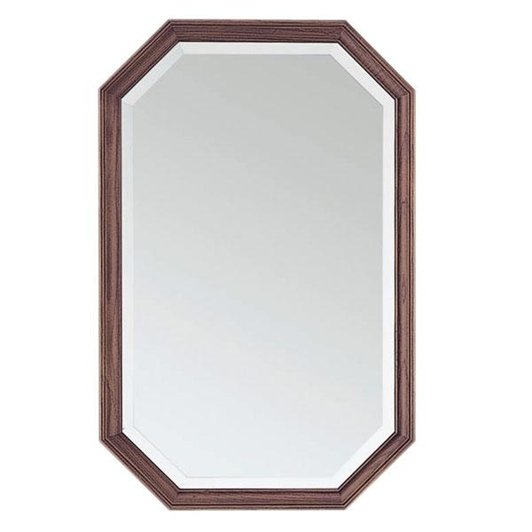 ベーシックミラー H4570DB ウォールミラー 鏡【代引き不可】