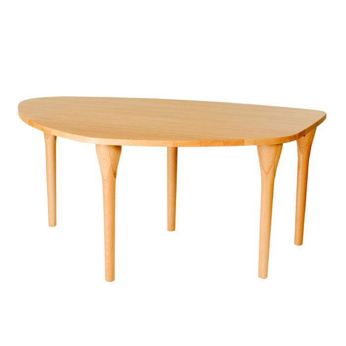 レグナテック セルチェ2 ダイニングテーブル 1630×1100mm 無垢【一部地域開梱設置無料】【代引き不可】