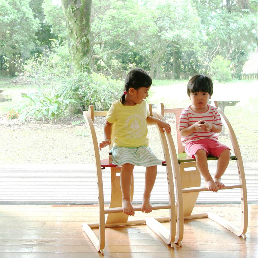 佐々木敏光 デザイン BAMBINI バンビーニ ベビーチェア キッズチェア Baby チェアー 椅子 ハイチェア 日本製 国産 デザイナー 【レビューを書いてプレゼント】【代引き不可】