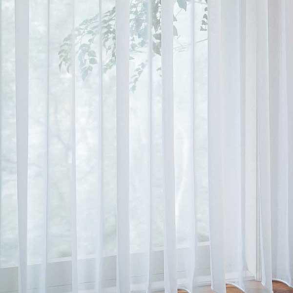 カーテン プレーンシェード アスワン セラヴィ C'estlavie Design Lace E7231~7232 ウェイトテープ縫製 ヨコ使い 約1.5倍ヒダ