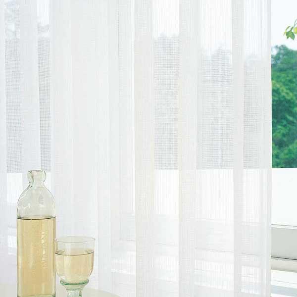 カーテン プレーンシェード アスワン セラヴィ C'estlavie Design Lace E7237 ハイグレード縫製 約2倍ヒダ