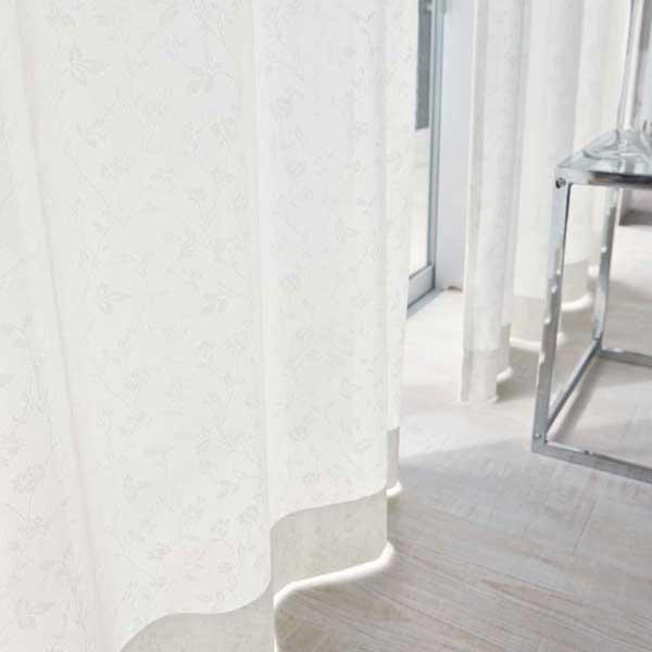 カーテン プレーンシェード アスワン セラヴィ C'estlavie High Spec Lace E7251 ハイグレード縫製 約2倍ヒダ