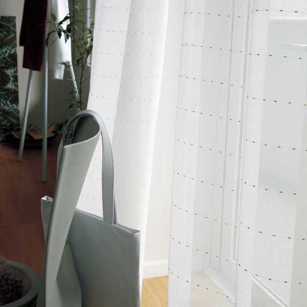 カーテン プレーンシェード アスワン セラヴィ C'estlavie High Spec Lace E7255 ハイグレード縫製 約2倍ヒダ