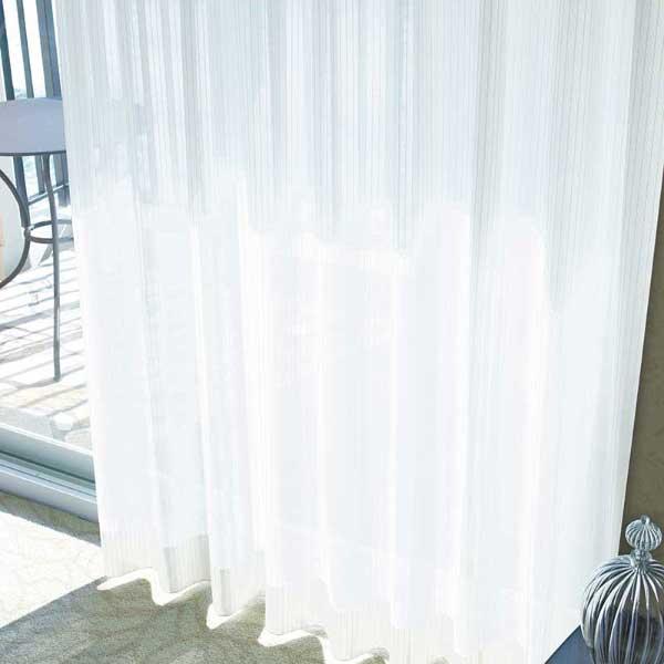 カーテン プレーンシェード アスワン セラヴィ C'estlavie High Spec Lace E7256 ハイグレード縫製 約2倍ヒダ