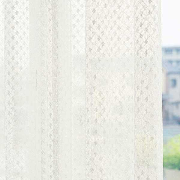 カーテン プレーンシェード アスワン セラヴィ C'estlavie High Spec Lace E7271 ハイグレード縫製 約1.5倍ヒダ