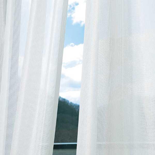 カーテン プレーンシェード アスワン セラヴィ C'estlavie High Spec Lace E7277 ハイグレード縫製 約2倍ヒダ