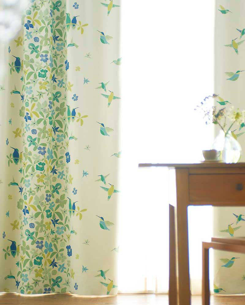 【スーパーSALE】カーテン アスワン YESカーテン K0188 ハイグレード縫製 約1.5倍ヒダ
