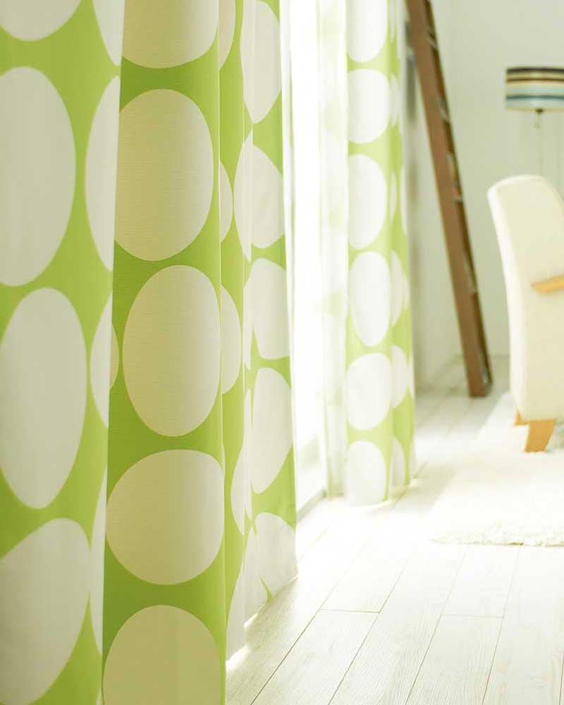 【送料無料】カーテン プレーンシェード アスワン YESカーテン K0195 ハイグレード縫製 約1.5倍ヒダ