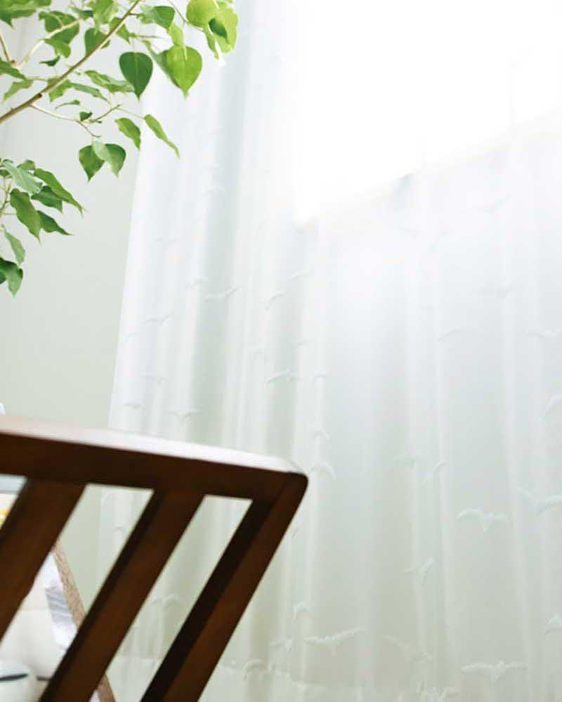 カーテン プレーンシェード アスワン YESカーテン K0202 ハイグレード縫製 約2倍ヒダ