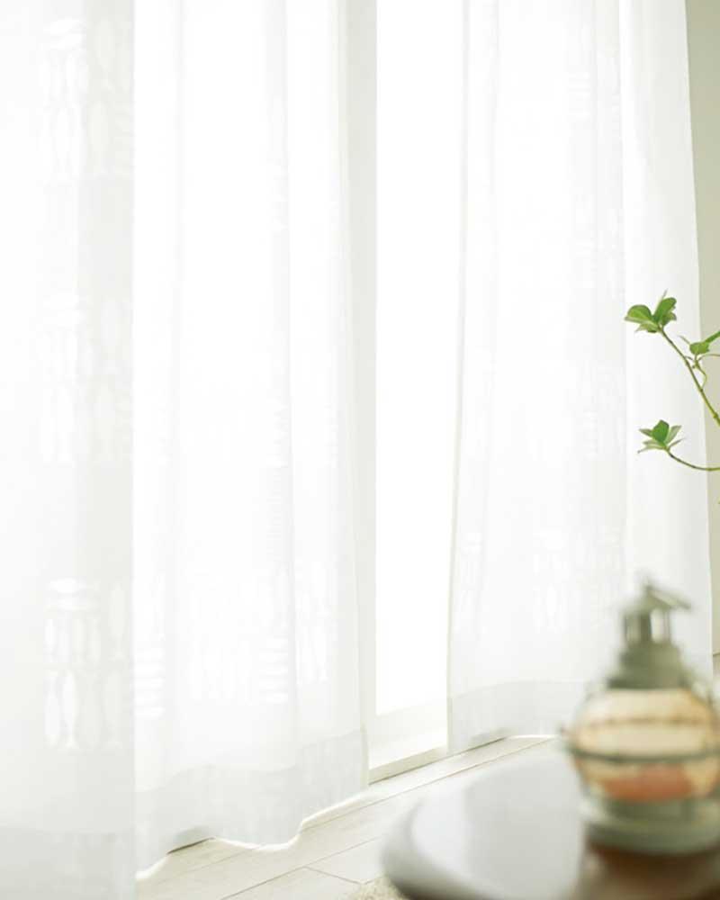 カーテン プレーンシェード アスワン YESカーテン K0203 ハイグレード縫製 約2倍ヒダ