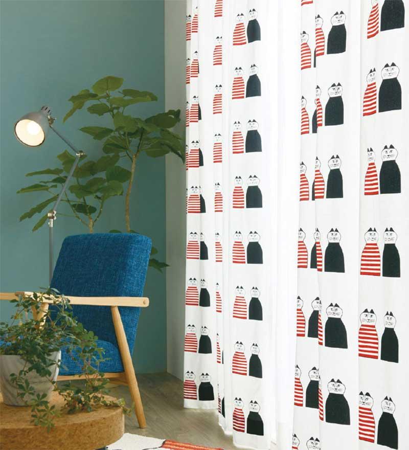 【スーパーSALE】カーテン アスワン YESカーテン K0215~K0216 ハイグレード縫製 約2倍ヒダ