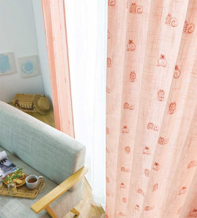 【送料無料】カーテン プレーンシェード アスワン YESカーテン K0219~K0220 ハイグレード縫製 約2倍ヒダ