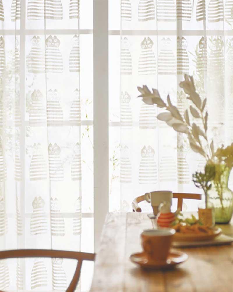 カーテン プレーンシェード アスワン YESカーテン K0226 ハイグレード縫製 約1.5倍ヒダ