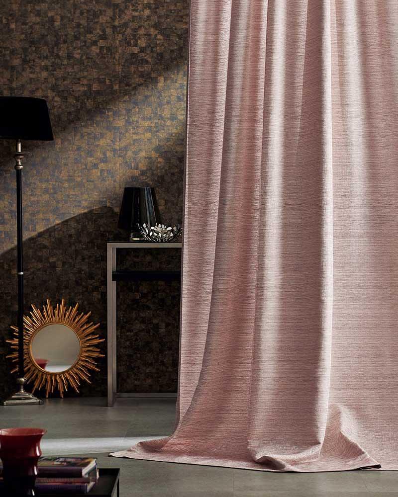 カーテン プレーンシェード アスワン YESカーテン R0001~R0006 厚地+レース お買い得セットプラン:ハイグレード縫製 約1.5倍ヒダ