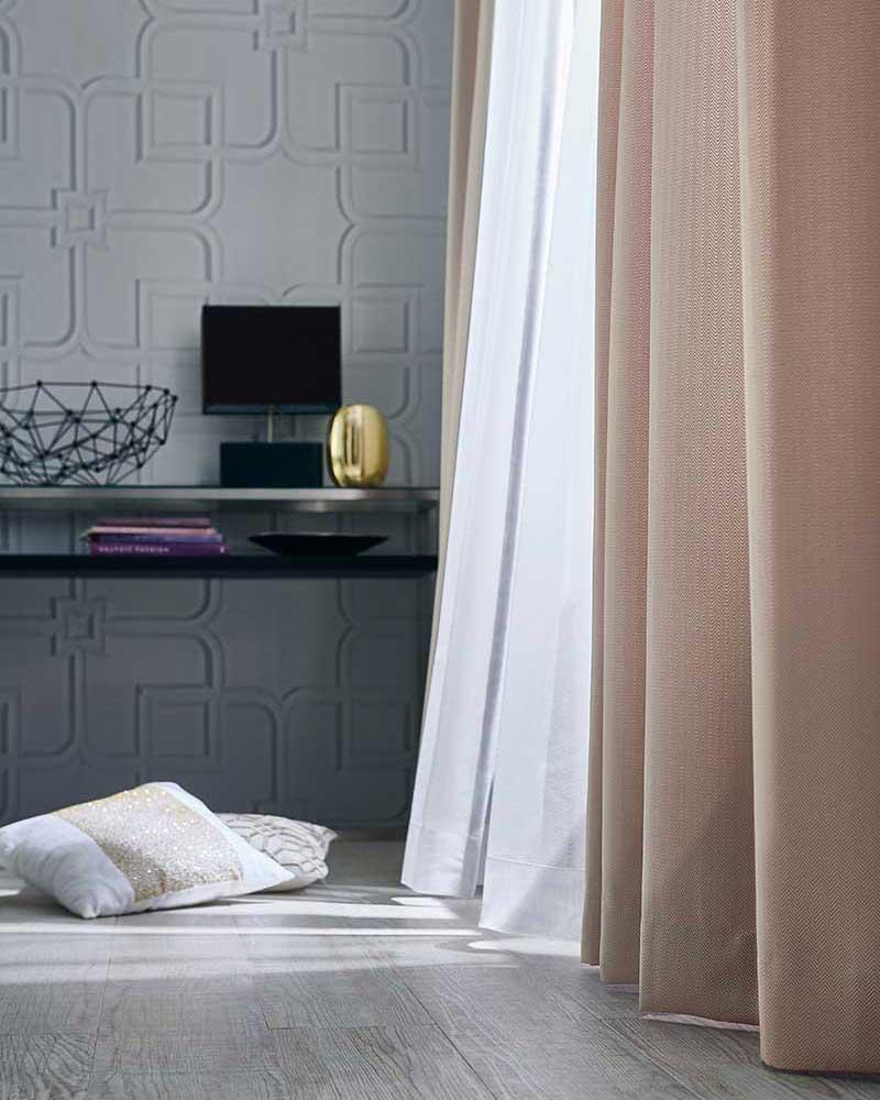 カーテン プレーンシェード アスワン YESカーテン R0022~R0025 ハイグレード縫製 約1.5倍ヒダ