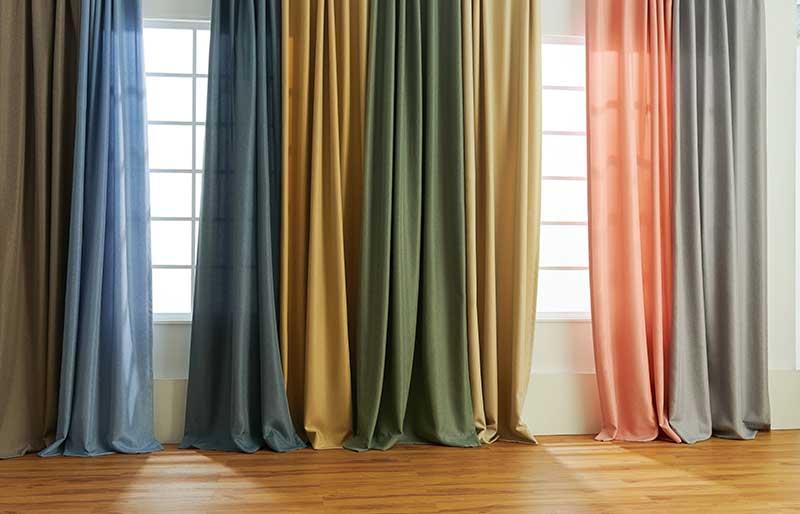 【送料無料】カーテン プレーンシェード アスワン YESカーテン R0032~R0039 ハイグレード縫製 約2倍ヒダ