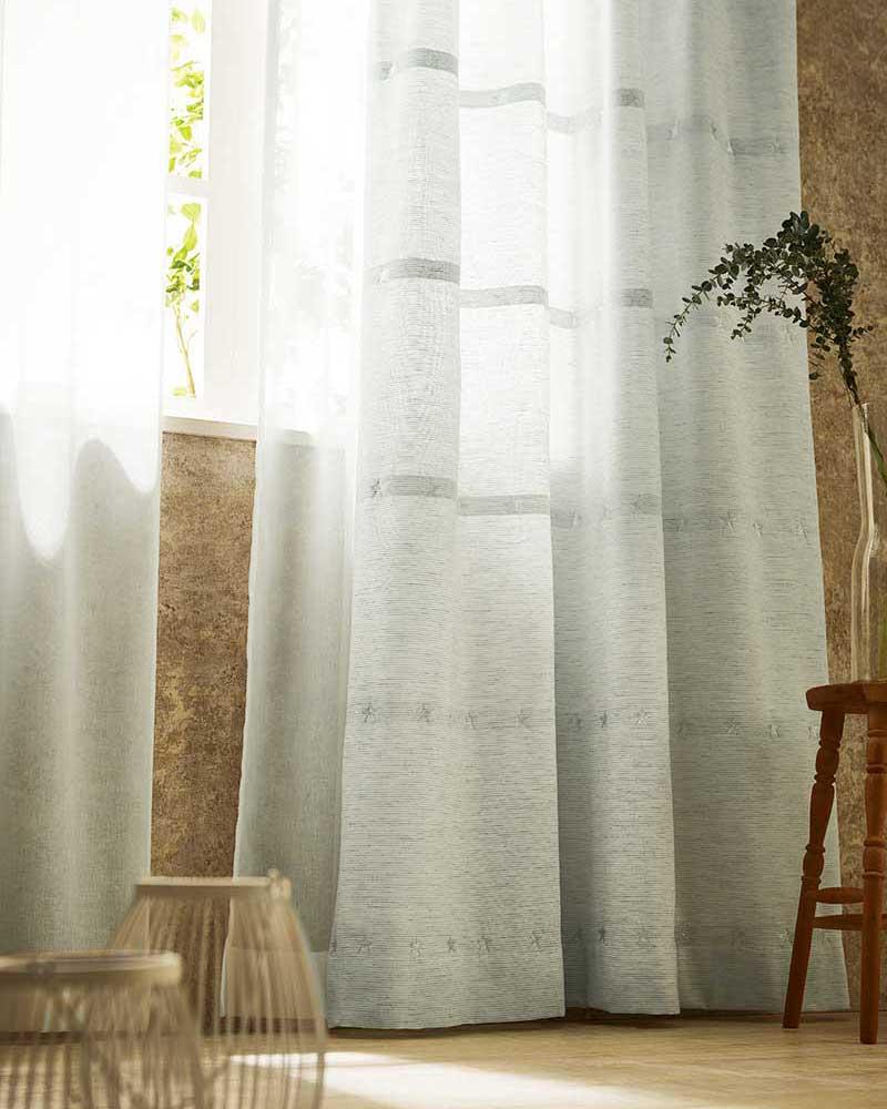カーテン プレーンシェード アスワン YESカーテン R0076~R0078 スタイリッシュウエーブ縫製 約2倍ヒダ