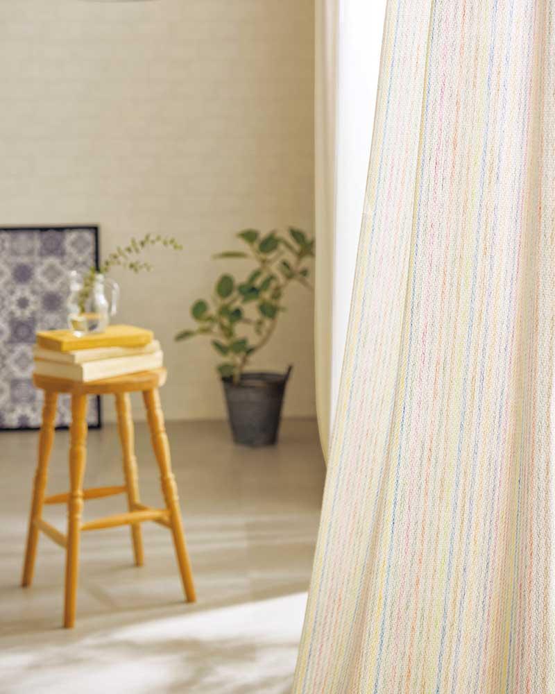 【スーパーSALE】カーテン アスワン YESカーテン R0079 ハイグレード縫製 約1.5倍ヒダ
