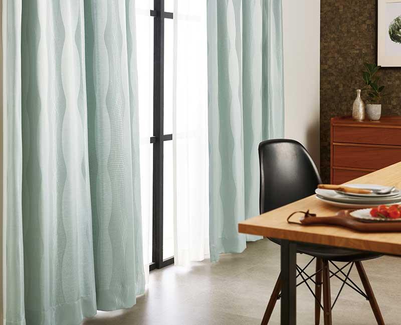 【スーパーSALE】カーテン アスワン YESカーテン R0106~R0109 ハイグレード縫製 約2倍ヒダ