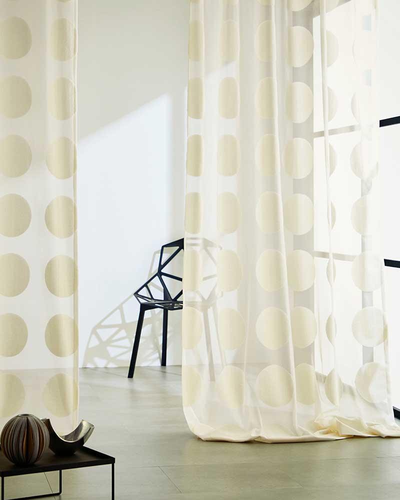【スーパーSALE】カーテン アスワン YESカーテン R0155 ハイグレード縫製 約1.5倍ヒダ