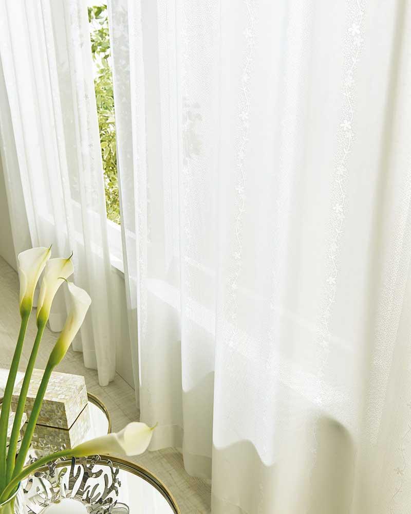 カーテン プレーンシェード アスワン YESカーテン R0161 ハイグレード縫製 約1.5倍ヒダ