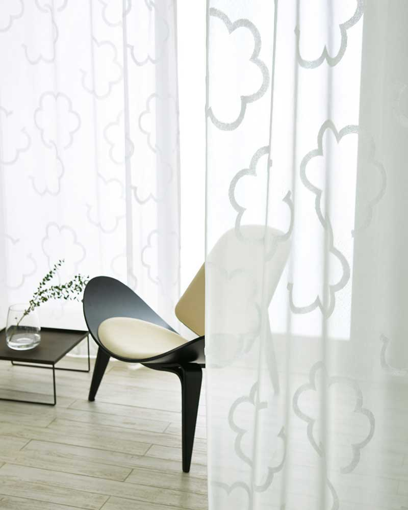カーテン プレーンシェード アスワン YESカーテン R0162 ハイグレード縫製 約1.5倍ヒダ