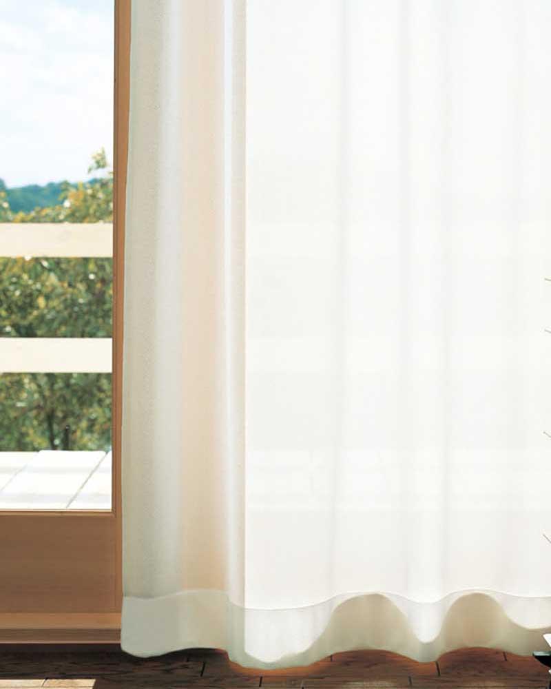 【送料無料】カーテン プレーンシェード アスワン YESカーテン R0174 ハイグレード縫製 約1.5倍ヒダ